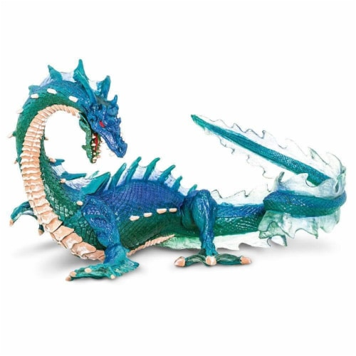 Sea Dragon Toy Perspective: front