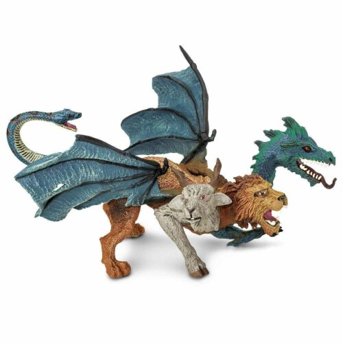 Safari Ltd®  Chimera Toy Figurines Perspective: front