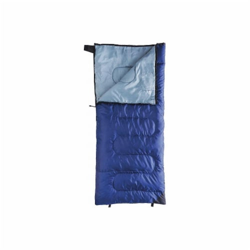 Kamp-Rite Tent Cot Inc Sleeping Bag,40 deg.F,17 L Stuffsack  SB510 Perspective: front