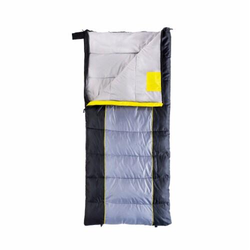Kamp-Rite Tent Cot Inc Sleeping Bag,0 deg.F,19 L Stuffsack  SB530 Perspective: front