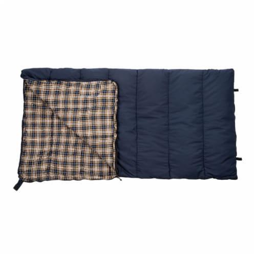 Kamp-Rite Tent Cot Inc Sleeping Bag,Beige,Polyester,6 lb.  SB281 Perspective: front