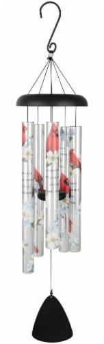 "38"" Cardinals Appear, Picturesque Sonnet Perspective: front"