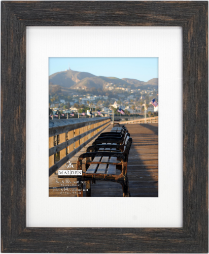 Malden Rustic Madison Frame - Brown Perspective: front