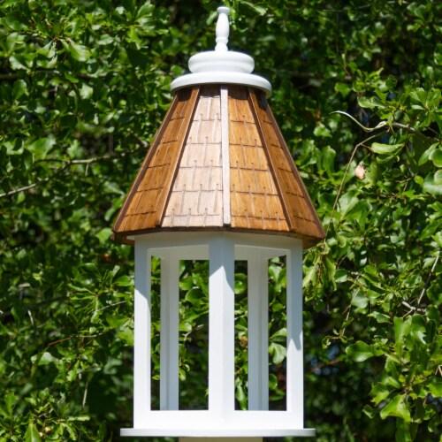 Castaway Bird Feeder Perspective: front