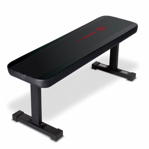 Marcy Multipurpose Home Gym Workout Utility Flat Board Bench | SB315 Perspective: front