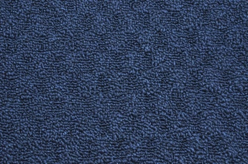 Garland Town Square Floor Runner - Navy Perspective: front