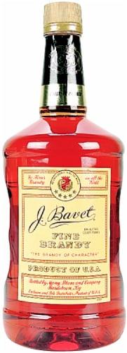 J. Bavet Fine Brandy Perspective: front