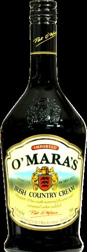 O'Mara's Irish Country Cream Perspective: front