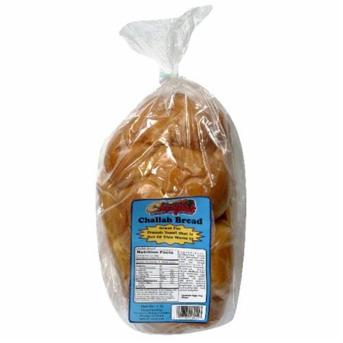 Chompie's Challah Bread Perspective: front