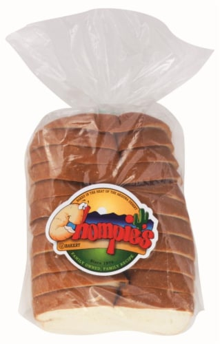 Chompie's White Bread Perspective: front
