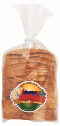Chompie's Sourdough Bread Perspective: front