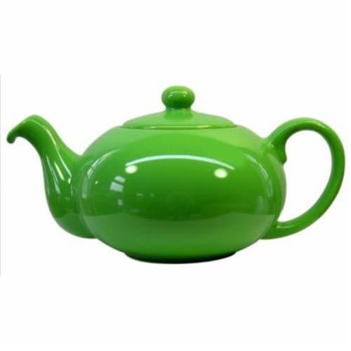Waechtersbach 7711506013 Tea Pot with Lid Green Apple Perspective: front