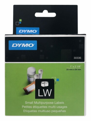 Dymo Small Multipurpose Labels Perspective: front