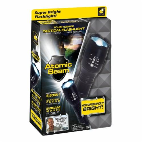 Atomic Beam Tough Grade Tactical Flashlight Perspective: front