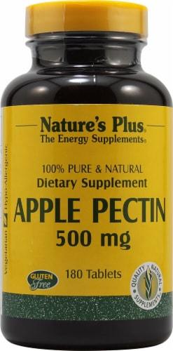 Nature's Plus  Apple Pectin Perspective: front