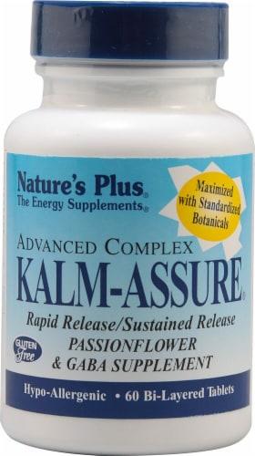 Nature's Plus  Kalm-Assure® Perspective: front