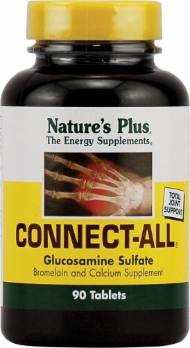 Nature's Plus  Connect-All® Perspective: front