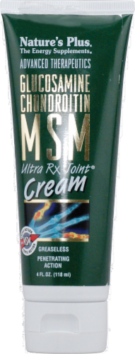 Nature's Plus Ultra Rx-Joint Cream Perspective: front