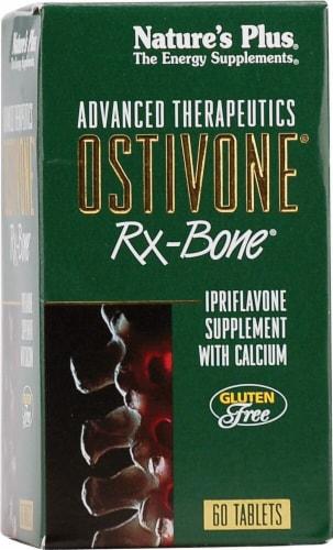 Nature's Plus  Advanced Therapeutics Ostivone® Rx-Bone® Perspective: front