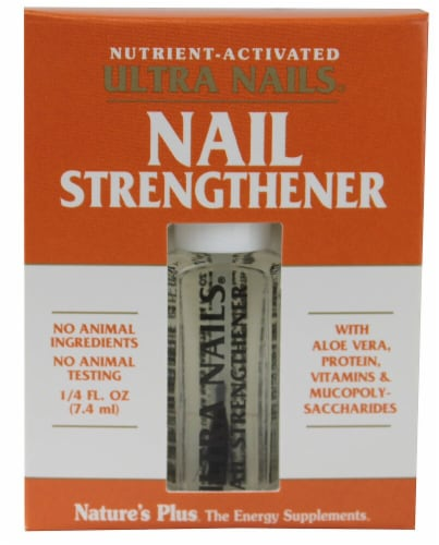Nature's Plus  Ultra Nails® Nail Strengthener Perspective: front