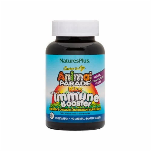 Nature's Plus Animal Parade Immune Booster Perspective: front