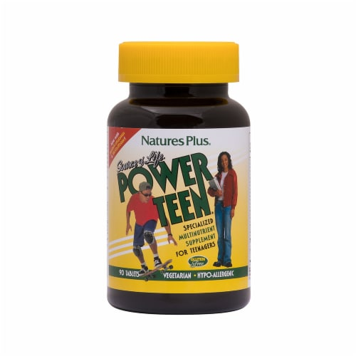 Nature's Plus Power Teen Perspective: front