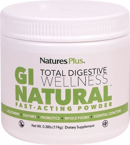 Nature's Plus  GI Natural™ Total Digestive Wellness Perspective: front