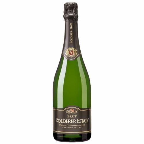Roederer Estate Brut Sparkling Wine Perspective: front