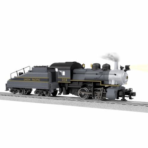 Lionel LNL84968 O Scale Union Pacific No.218 LionChief Plus A5 Model Train with Bluetooth Perspective: front