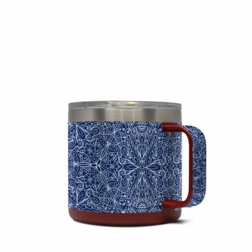 DecalGirl Y14-CELBOHO Yeti 14 oz Mug Skin - Celestial Bohemian Perspective: front