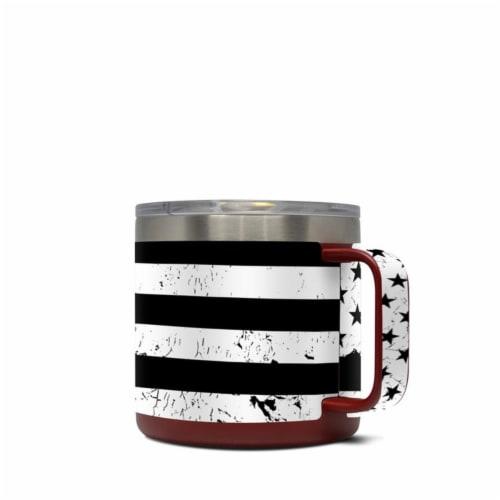 DecalGirl Y14-ENDURING Yeti 14 oz Mug Skin - Enduring Perspective: front