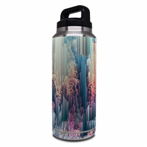 DecalGirl Y36-FAIRYLAND Yeti Rambler 36 oz Bottle Skin - Fairyland Perspective: front