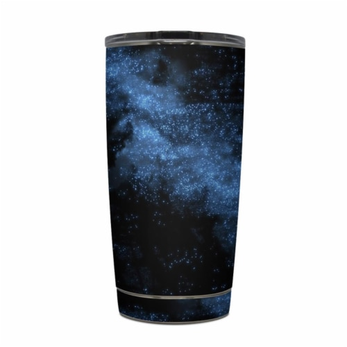 DecalGirl Y20-MILKYWAY Yeti Rambler 20 oz Tumbler Skin - Milky Way Perspective: front