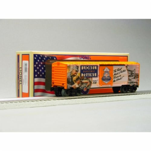 Lionel LNL1838010 2018 Lonavala Train Day Box Perspective: front
