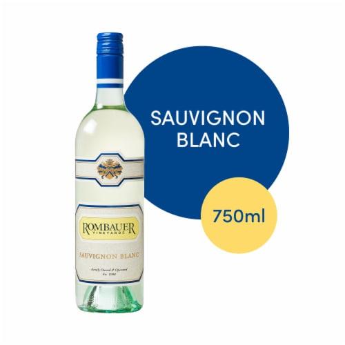 Rombauer Vineyards Sauvignon Blanc Perspective: front