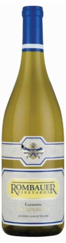 Rombauer Chardonnay Perspective: front