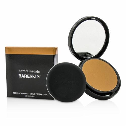 BareMinerals Bareskin Perfecting Veil  Dark To Deep Powder 0.3 oz Perspective: front