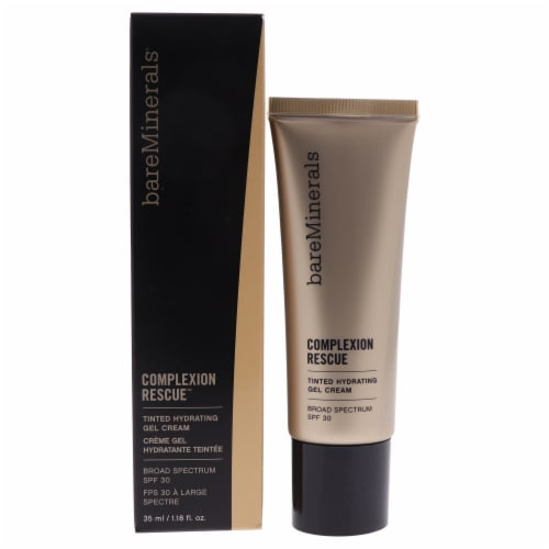 Complex Rescue Tinted Hydrating Gel Cream SPF 30 - Wheat Perspective: front