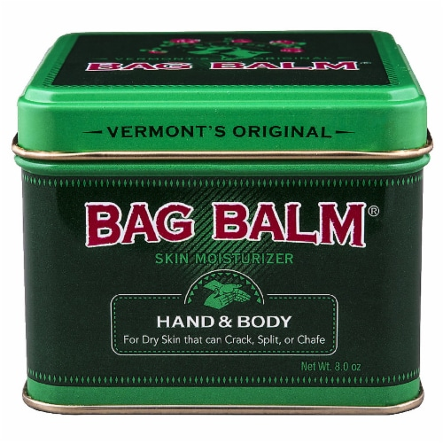 Bag Balm Hand & Body Skin Moisturizer Perspective: front