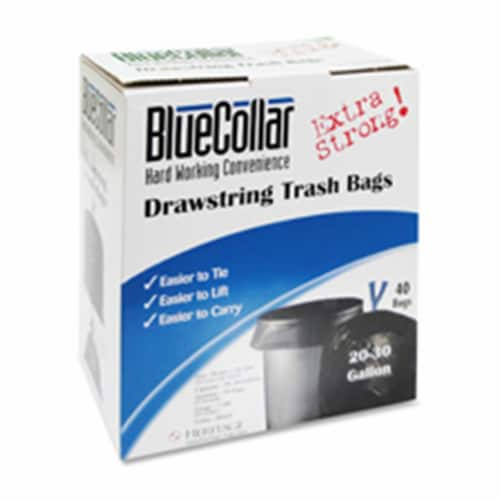 BlueCollar  Trash Bag N6034YKRC1 Perspective: front