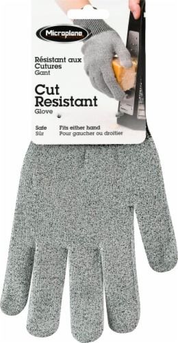 Microplane Cutting Glove Perspective: front