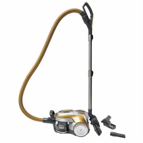 Koblenz PV-1800 PV-1800 Titanium II Bagless Canister Vacuum Perspective: front