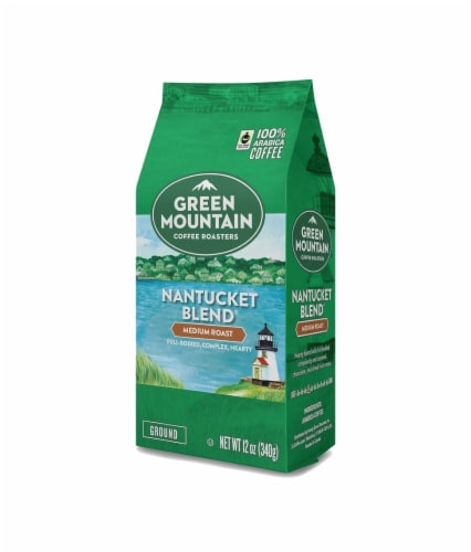 Green Mountain Coffee Nantucket Blend Medium Roast Ground Coffee Perspective: front