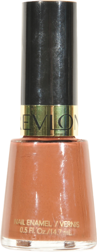 Revlon Totally Toffee Nail Enamel Perspective: front