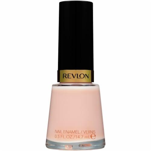 Revlon Sheer Petal Nail Enamel Perspective: front