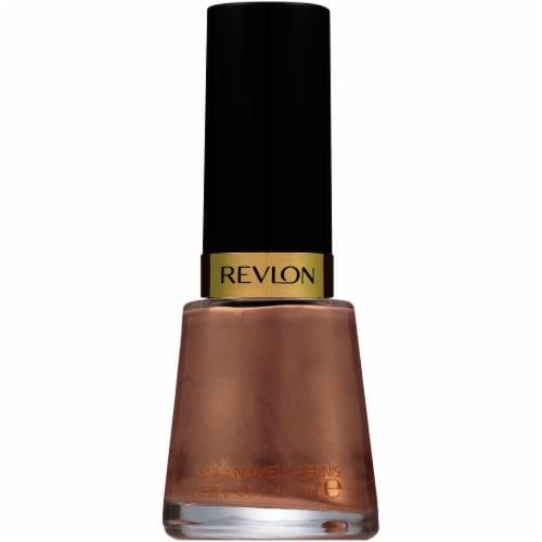 Revlon Creme Brulee Nail Enamel Perspective: front