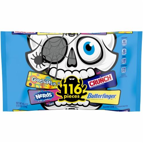 Ferrara Assorted Halloween Candy Perspective: front