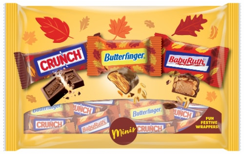 Ferrero Minis Assorted Harvest Candy Perspective: front