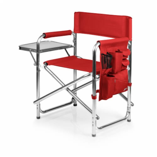 Sports Chair, Red Perspective: front