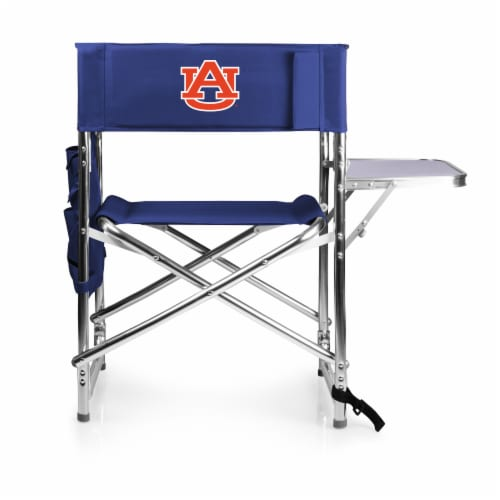 Auburn Tigers - Sports Chair Perspective: front